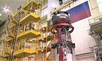 Rituali pre-lancio per la partenza della Expedition 58-59