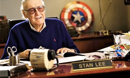 Stan Lee, addio al papà dei Supereoi Marvel