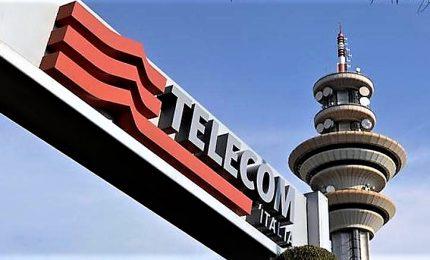 Telecom, entro fine anno usciranno 2500 persone