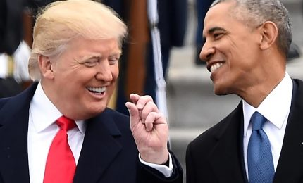 Voto midterm, Trump contro Obama. Andate a votare, DiCaprio e Pitt in campo