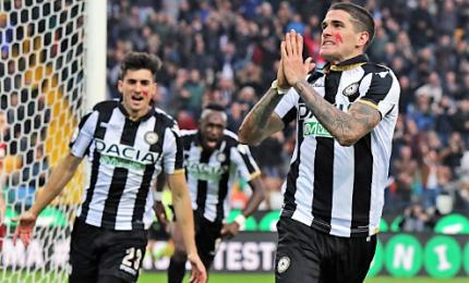 Cura Nicola fa bene all'Udinese, Roma sparita