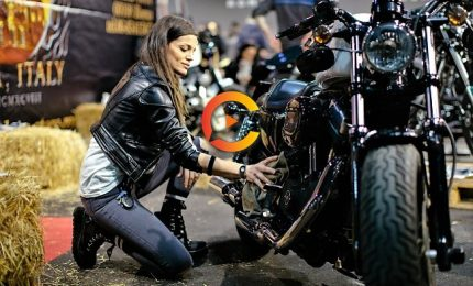 Eternal city motorcycle custom show, auto e moto in mostra a Roma