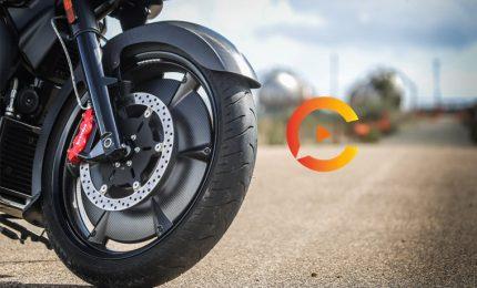 Aras, ecco il sistema di assistenza guida per moto