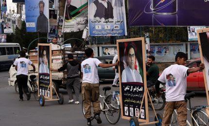 Afghanistan, rinviate al 20 luglio le elezioni presidenziali