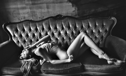 """Pauline Baly, l'affascinante """"Brigitte Bardot"""" della moda"""