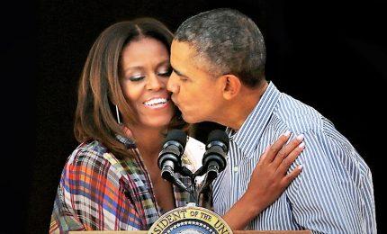 L'America sogna ancora gli Obama, Michelle la piu' amata