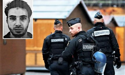 Strasburgo, prosegue la caccia all'uomo. Killer forse in Germania