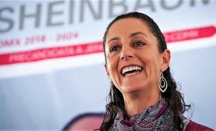 Claudia Sheinbaum è la prima sindaca eletta di Città del Messico