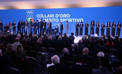 Collari d'oro, Malagò: orgoglio risultati e storia di successo