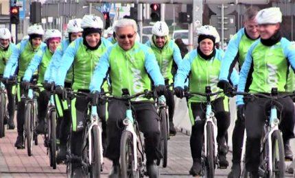 """Da Vienna a Cop24 Katowice in bici: """"Servono misure urgenti"""""""