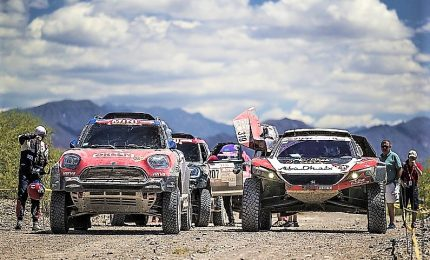 La Dakar 2019 si correrà tra le sabbie e le dune del Perù