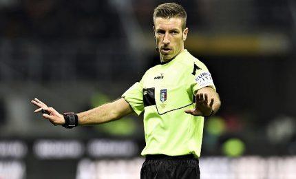 Arbitri serie A, Roma-Juventus a Massa