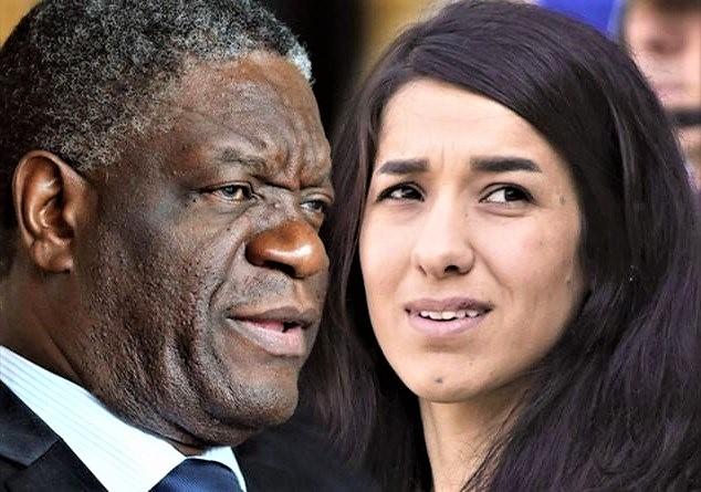 Consegnato il Nobel per la Pace al medico congolese Denis Mukwege