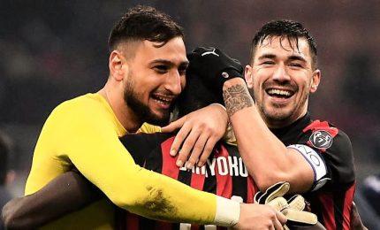 Higuain rompe tabù, Gigio salva e Milan esce da crisi