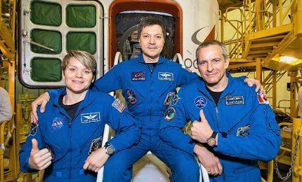 Nuovo equipaggio sulla Stazione Spaziale Internazionale