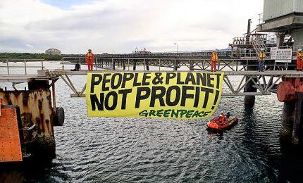 Il 2018 di Greenpeace: lotta per clima e tutela degli ecosistemi