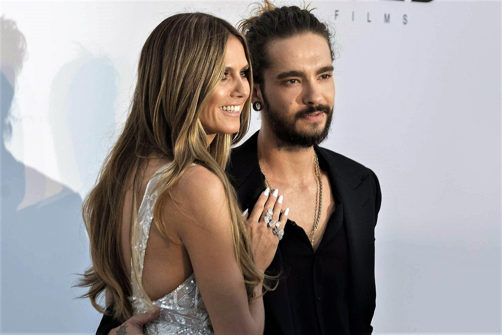 Heidi Klum annuncia il matrimonio con Tom Kaulitz