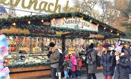 I mercatini di Natale a Vienna, artigianato, torte e vin brulé