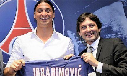 Leonardo, niente Ibra ma al Milan punta e centrocampista