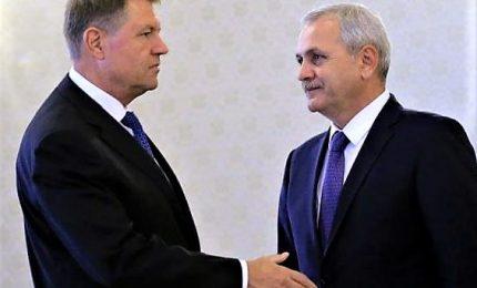 """Presidenza Ue, ora è il turno della Romania. Ma è guerra interna tra """"presidenti"""""""