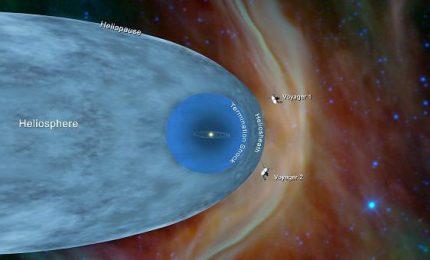 La sonda Nasa Voyager 2 vola nello Spazio interstellare