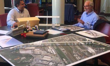 Ponte Morandi, l'opera sarà ricostruita da Salini-Fincantieri-Italferr