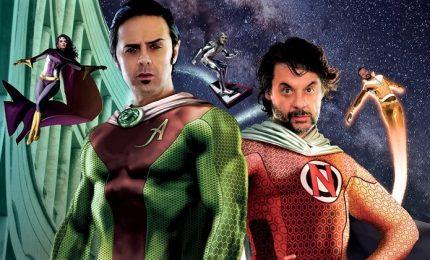 """Lillo e Greg supereroi in """"Gagmen"""": il nostro potere è far ridere"""