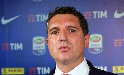 De Siervo è il nuovo ad Lega calcio Serie A