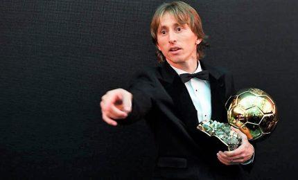 Modric vince Pallone d'Oro 2018: il ragazzo venuto dalla guerra