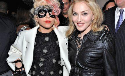 "Madonna-Lady Gaga, riparte la faida per una frase ""rubata"""