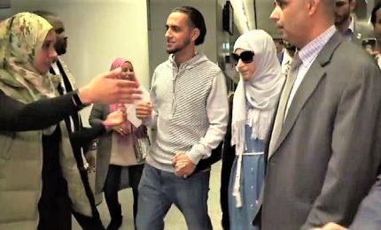 Madre yemenita finalmente entra in Usa per vedere figlio morente