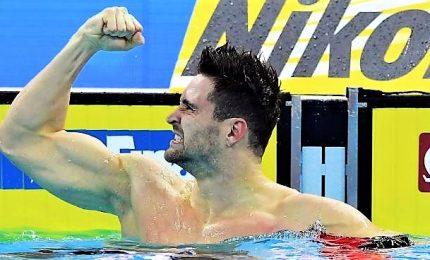 Mondiali vasca corta, Orsi d'argento, 4x50 veloce di bronzo