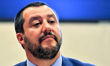 """Salvini: """"Insulto su Twitter da addetto stampa Comune Palermo"""""""