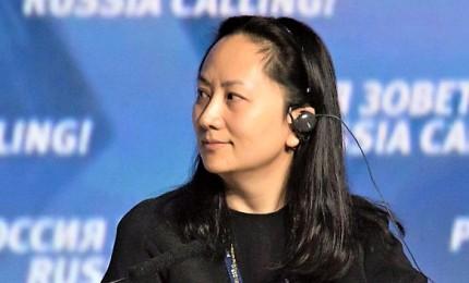 Gli Usa fanno arrestare la numero 2 di Huawei, ira della Cina
