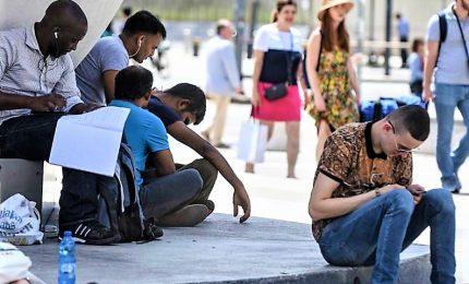 L'Italia incattivita, migranti capro espiatorio