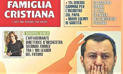 Decreto sicurezza, la querelle tra Salvini e Famiglia Cristiana