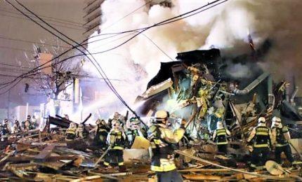 Esplosione in un ristorante in Giappone, 42 feriti a Sapporo