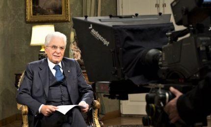 Fiducia, responsabilità e solidarietà. Il discorso integrale di fine anno del presidente Mattarella