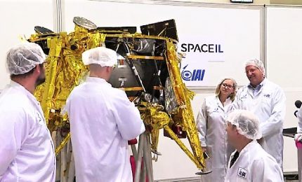 Israele pronto a lanciare la sonda di SpaceIL sulla Luna
