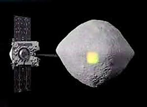 La sonda Osiris rex incontra l'asteroide Bennu. Spettacolari immagini