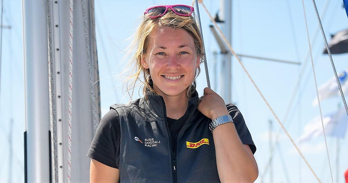 Tratta in salvo nel Pacifico velista britannica Susie Goodall