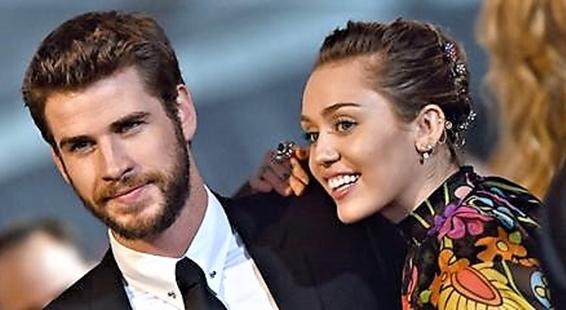 Miley Cyrus e Liam Hemsworth, nozze a sorpresa