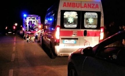 Automobilista 90enne investe e uccide turista russo