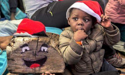 Natale in mare per Open Arms e oltre 300 migranti