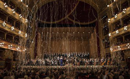 Teatro Massimo di Palermo, il programma dei concerti di Capodanno