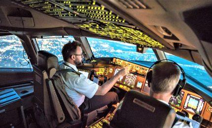 Alitalia inaugura la nuova scuola di volo per piloti