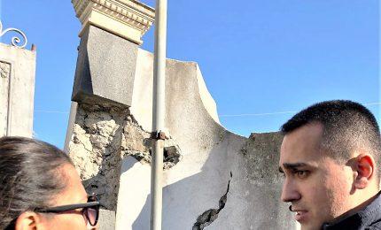 Di Maio nel Catanese, le emergenze vanno affrontate in modo organico