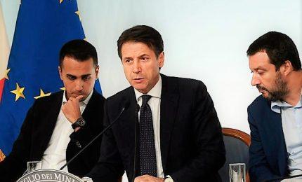 Torna il gelo tra Salvini e Di Maio, e scatta Conte per una tregua