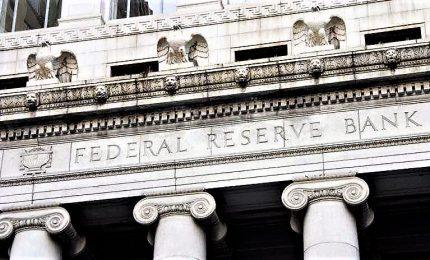 La Fed mantiene i tassi invariati