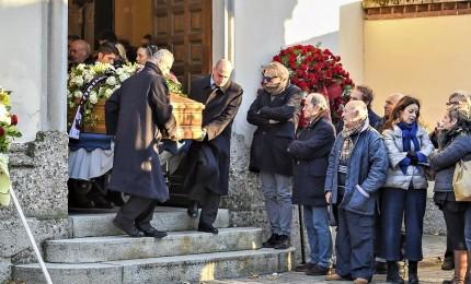 Funerali Radice, presente tutto il mondo del calcio